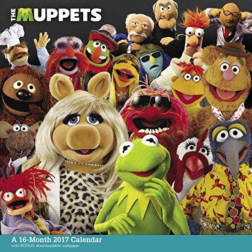 The Muppets Wall Calendar (2017)