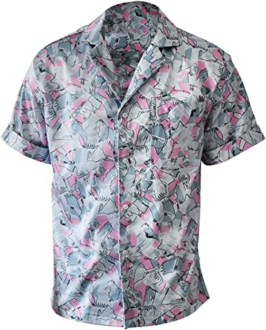 Camisa Jim Hopper Shirt Disfraz de Jim Hopper Disfraz de Cosplay de Halloween Vintage Casual Camiseta Hawaiana Camisetas de Manga Corta: Amazon.es: Ropa y accesorios