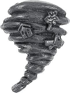 product image for Jim Clift Design Tornado Lapel Pin