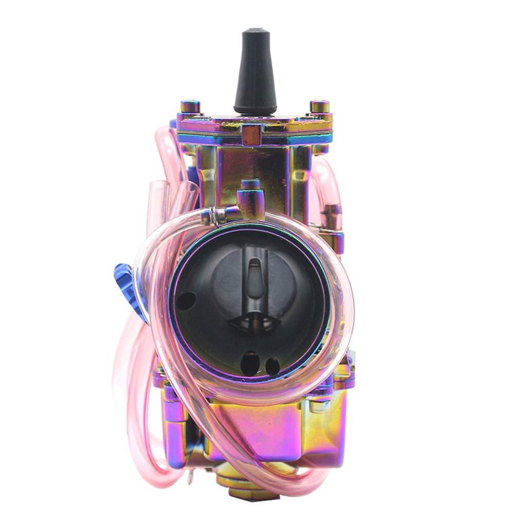 kesoto Accesorios de Repuesto de Motor de Carburador de Motocicleta