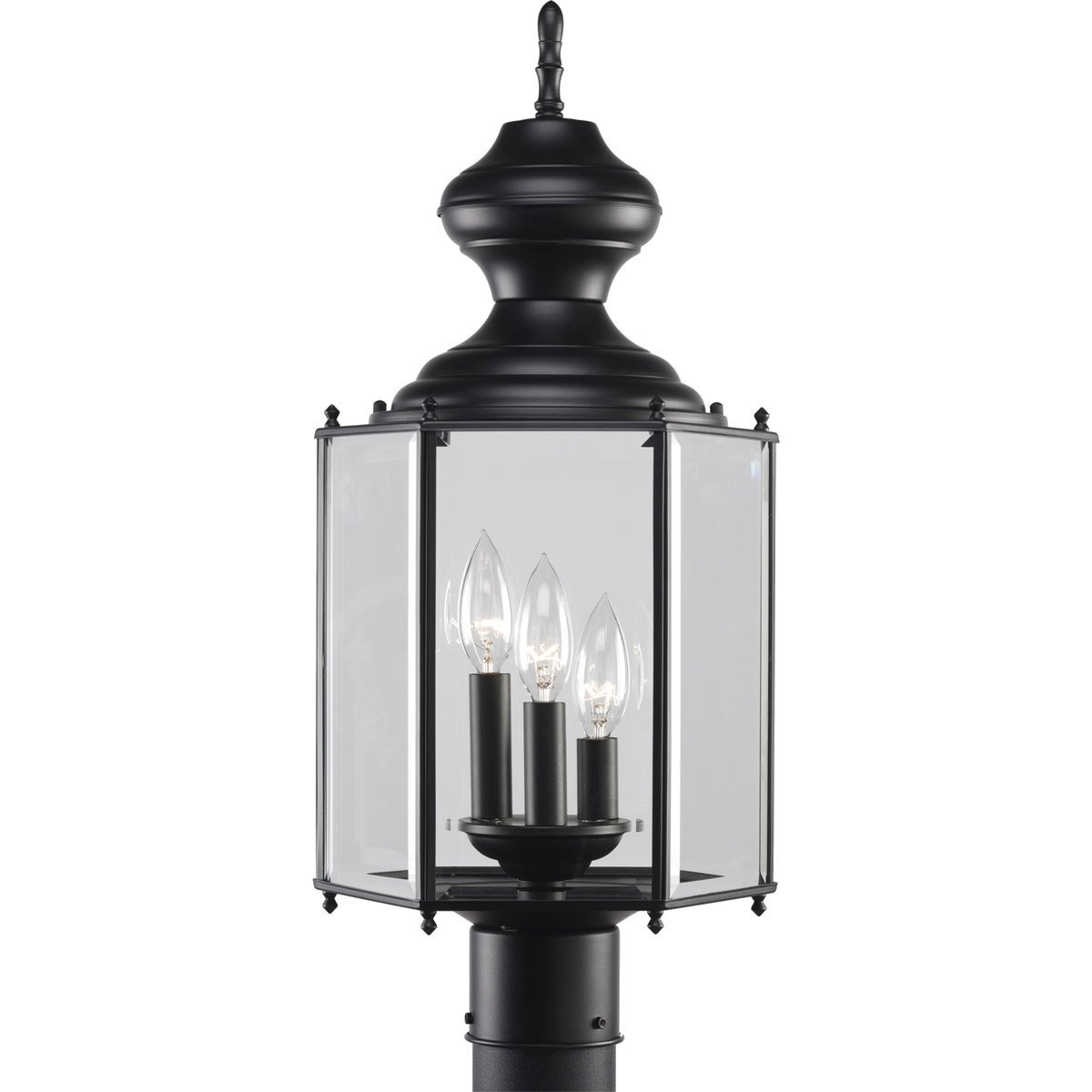 Amazon progress lighting p5432 31 3 light post lantern black amazon progress lighting p5432 31 3 light post lantern black outdoor post lights garden outdoor aloadofball Gallery