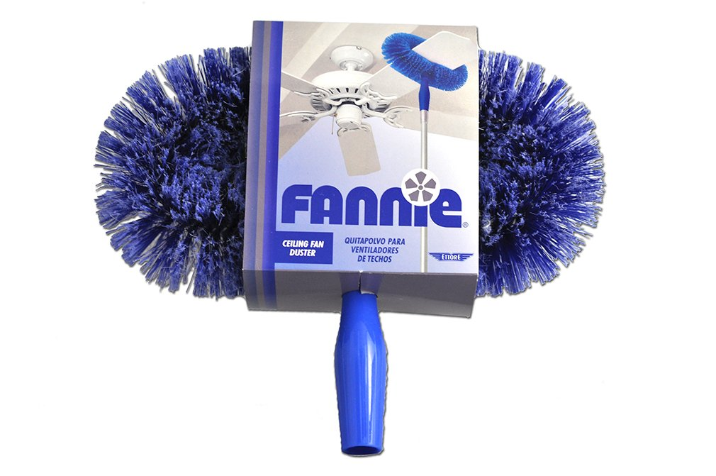 Amazon ettore fannie ceiling fan duster brush health amazon ettore fannie ceiling fan duster brush health personal care aloadofball Choice Image