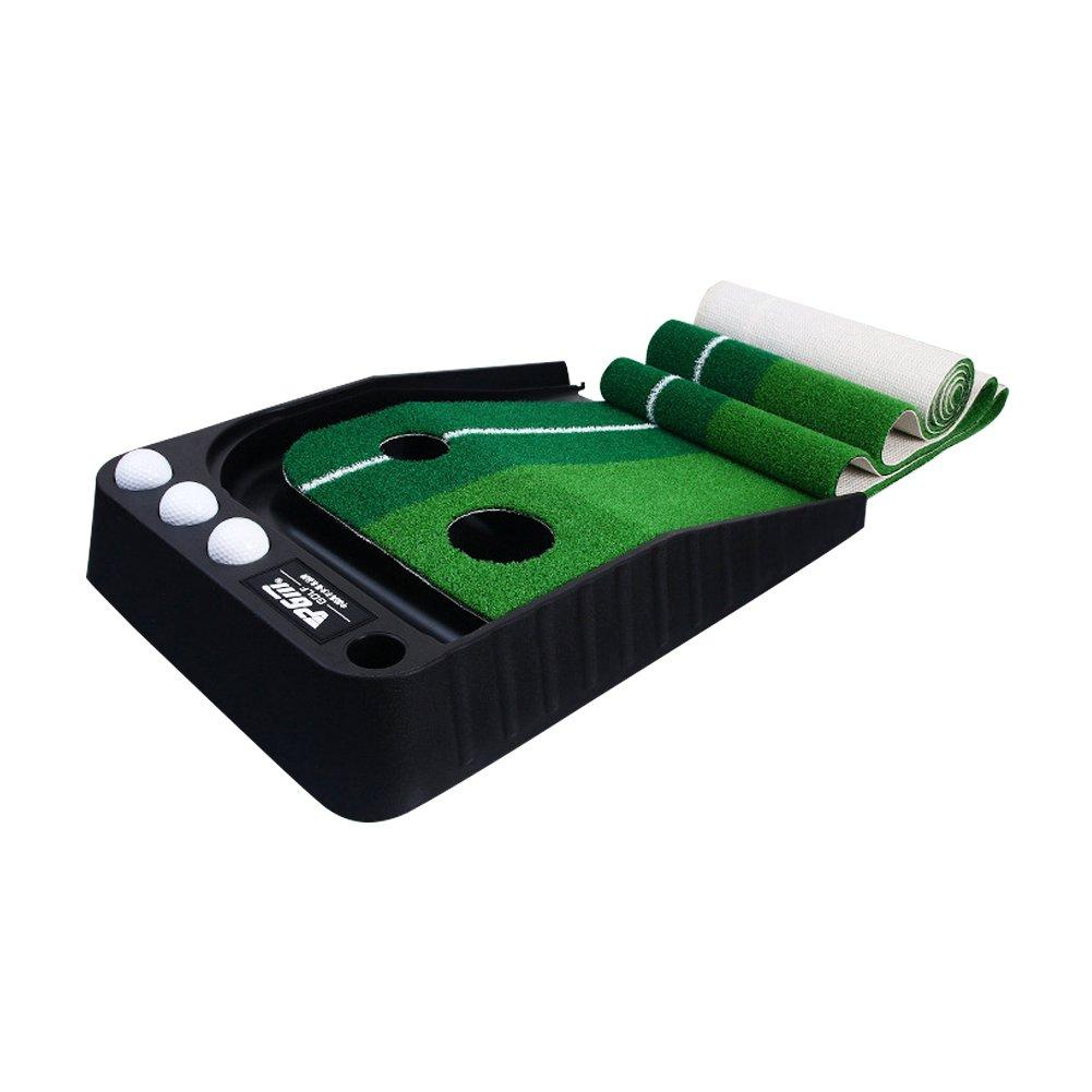 Signstek Indoor Outdoor Golf Auto Return Putting Trainer Mat by Signstek (Image #4)