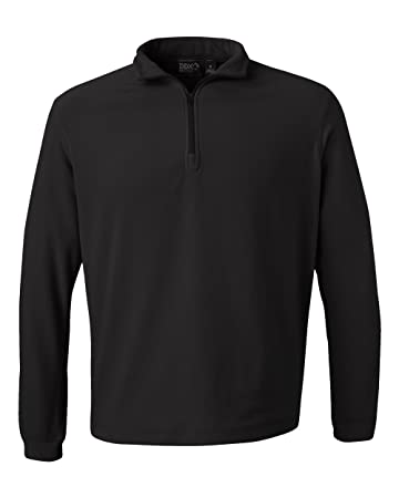 Amazon.com: Dri-Duck Men's Element Nano Fleece Pullover Shirt ...