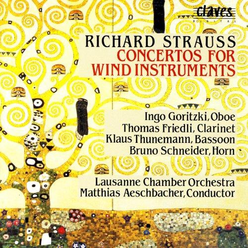 Richard Strauss/ Concertos For Wind Instruments