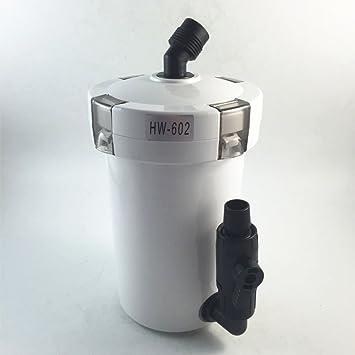 Sunsun HW-602b acuario 1.5L Fuera del pre-filtro para Fish Tank: Amazon.es: Bricolaje y herramientas