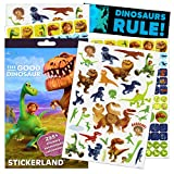 Disney The Good Dinosaur Stickers ~ Over 300 Stickers Featuring Arlo, Spot, Thunderclap, Nash, Ramsey ~ with Bonus Bookmark