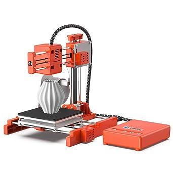 LABISTS X1 impresora 3D, mini y portátil, impresora con filamentos ...