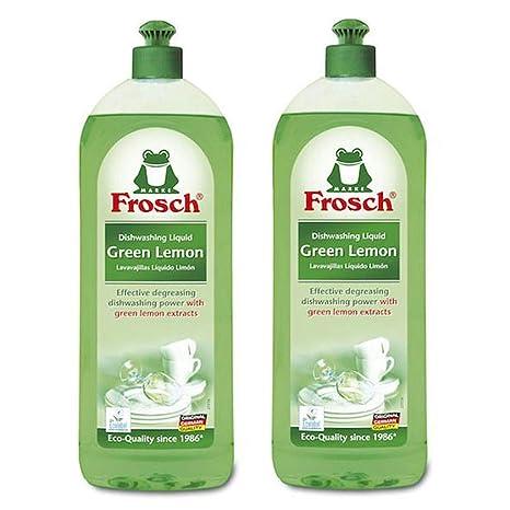 Amazon.com: Frosch Natural mano plato de jabón de lavado, de ...