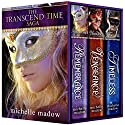 The Transcend Time Saga: The Complete Series Audiobook by Michelle Madow Narrated by Andrea Emmes