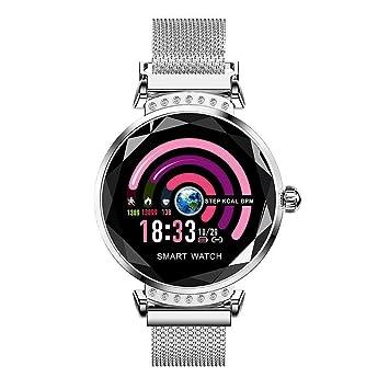 Amazon.com: Boens Smart Wristband, 1.04 Inch Touch Screen ...
