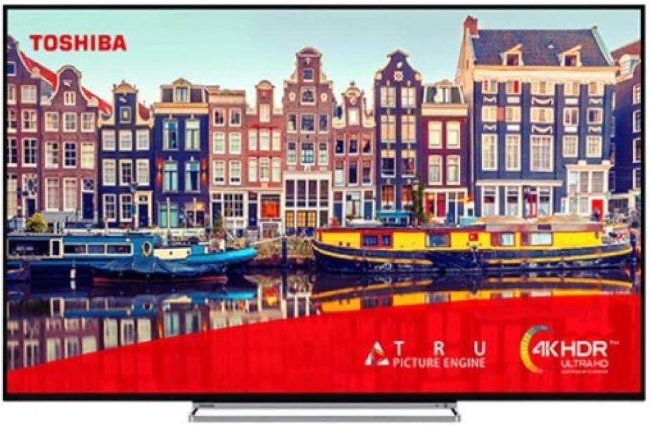 Television TOSHIBA 49 49VL5A63DG UHD STV WIDEC SUBW ONKYO: Amazon.es: Electrónica