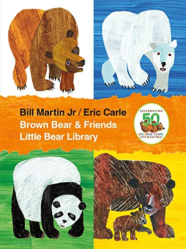 Brown Bear & Friends Little Bear Library (Brown Bear and Friends) -