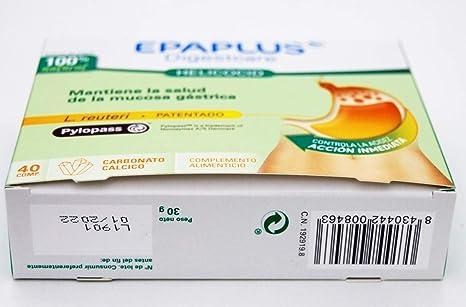 Peroxfarma EPAPLUS DIGEStCARE HELICOCID 100% NATURAL 40 ...