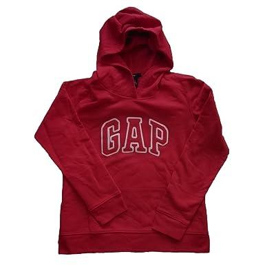 Gap Sudadera Capucha Mujer Rojo (M)