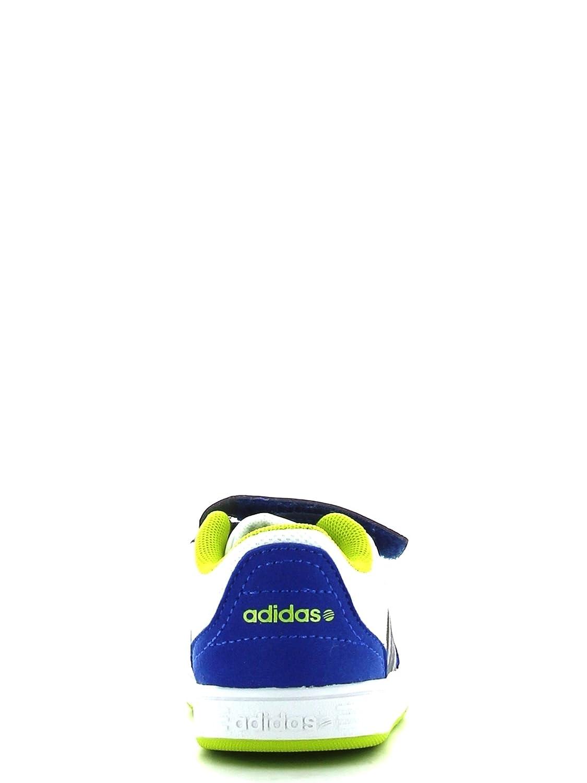 adidas Scarpe F37953 VL Neo ST Cmf Inf RUNWHTECGREINTLIM
