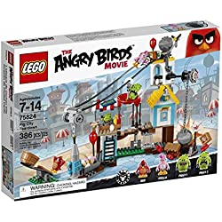 61OH21pMAWL._AC_UL250_SR250,250_ The Angry Birds Movie: Too Many Pigs (I Can Read Level 2)