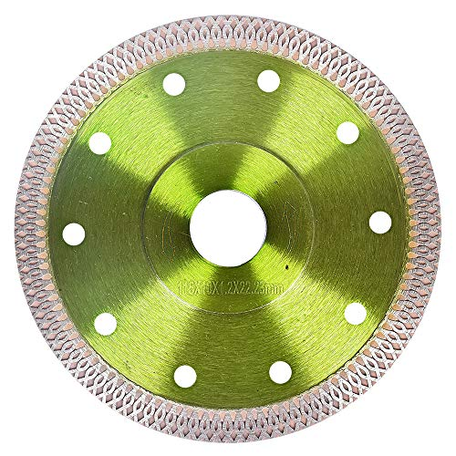 All Finches - Rainbow Finch Diamond Ceramic Saw Blades for Cutting Granite Marble Ceramics Porcelain Dry or Wet 4