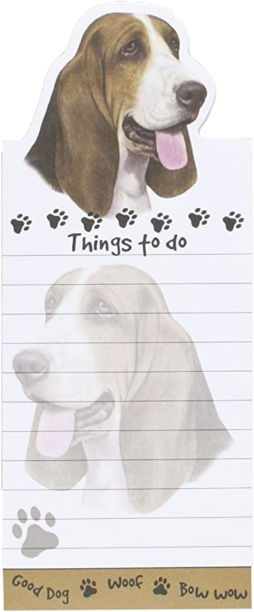 WEIMARANER Dog Magnetic NOTEPAD Note List Pad