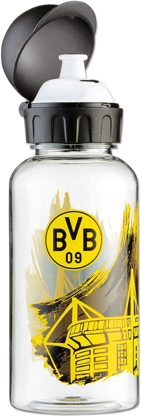 Bottle 750 ml BVB 09 Borussia Dortmund Trinkflasche plus gratis Aufkleber forever Dortmund Flasche