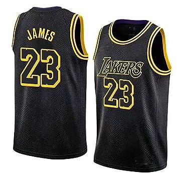 PPXJERSEY Camiseta De Baloncesto Lakers No. 23 Jersey ...