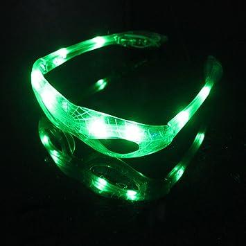 LED Beleuchtung bis Schlitz Shutterbrille, T Rahmen Neon EL Draht ...