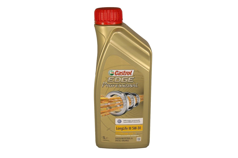 Castrol Edge Professional 5w-30 Longlife III Aceite para motor, Paquete de 2 x 1 litro