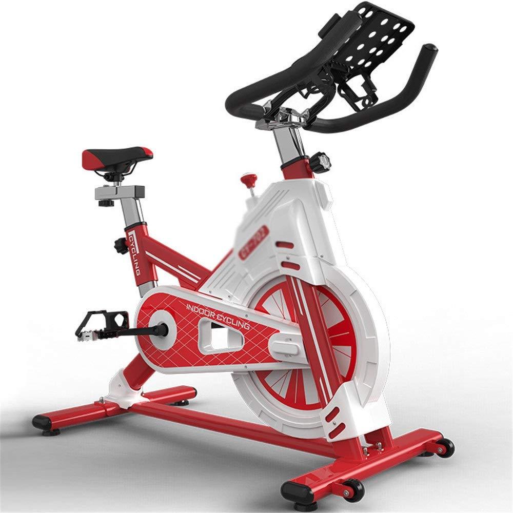 トレーニングエアロバイク トレーニングエクササイズバイク、トレーニングコンピュータと楕円クロストレーナーで高度なミュート自転車   B07Q1L2STV