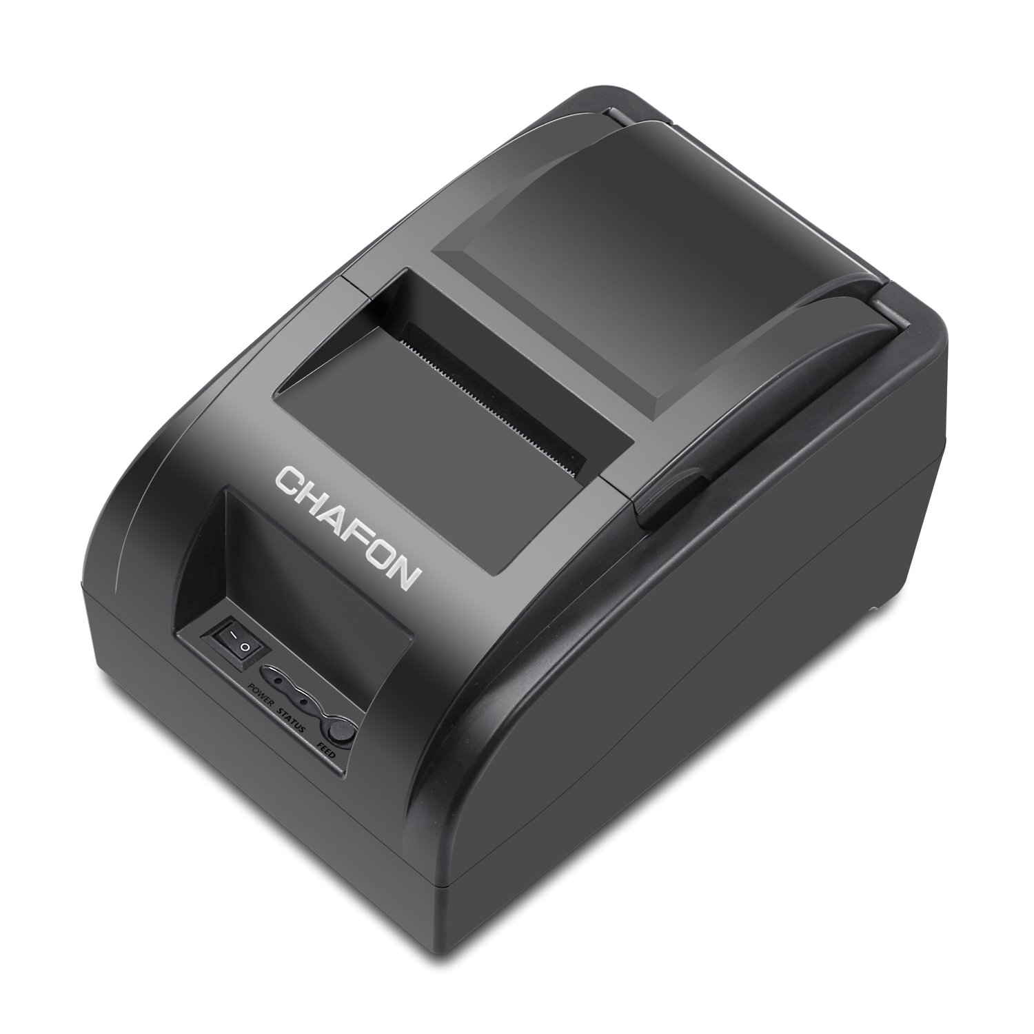 58MM USB Thermal Receipt Printer, Chafon Portable Printer High Speed Printing Compatible ESC/POS Print Commands Set Retail Store, Small Business, Restaurant, Canteen More