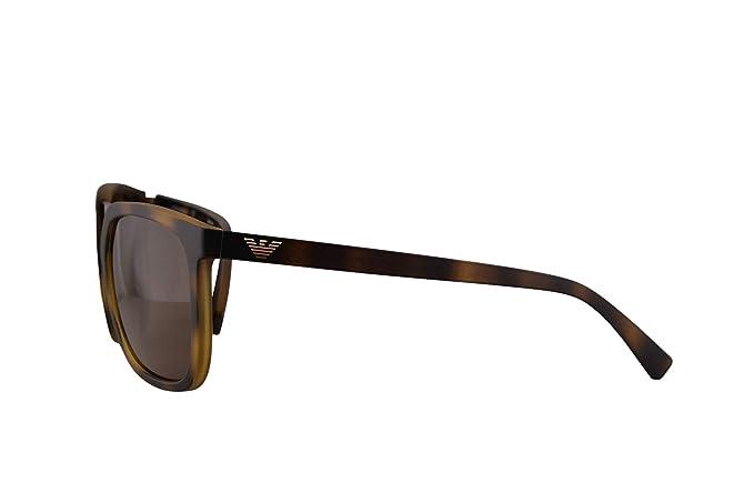 Amazon.com: Emporio Armani EA4123 - Gafas de sol (cristales ...