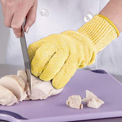 Buy Guardnar Cut Resistant Gloves Food Grade Level 5 Hand Protection Safety Kitchen Cut Gloves For Oyster Shucking Wood Craving Online In Italy B08chd35kh