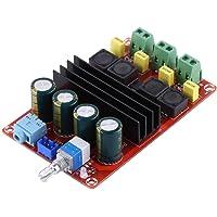 Akozon DC12-24V Amplificador estéreo de alta potencia 2