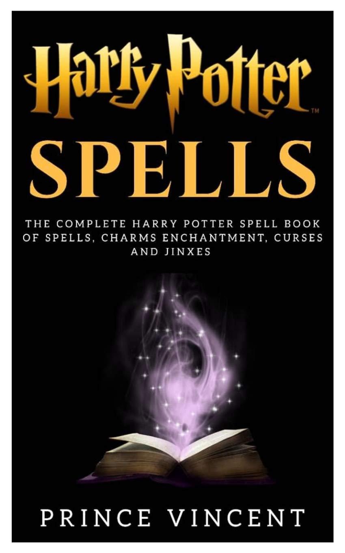 Spells book harry potter of