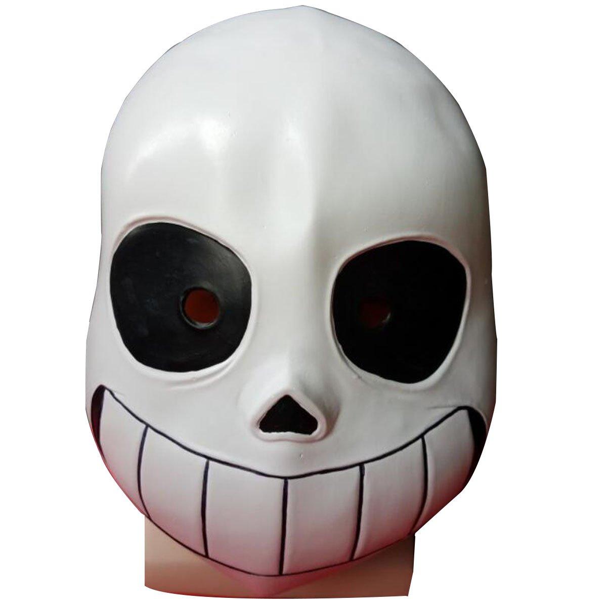 Nsoking Latex Full Head Sans Latex Mask Cosplay Cartoon Skull Mask Pro