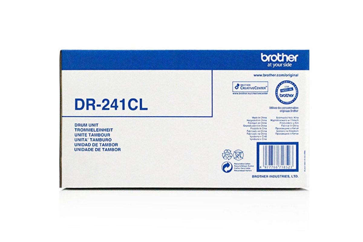 Original Bildtrommel Brother DR-241CL 15.000 Seiten 1 Trommel