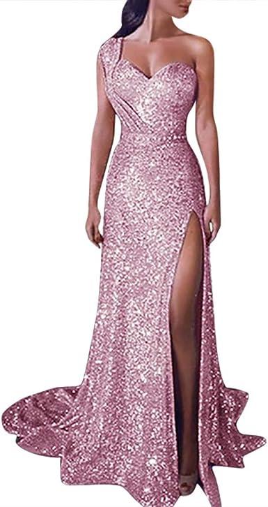 MINXINWY_Vestido de mujer Vestido de Mujer Fiesta para Bodas ...