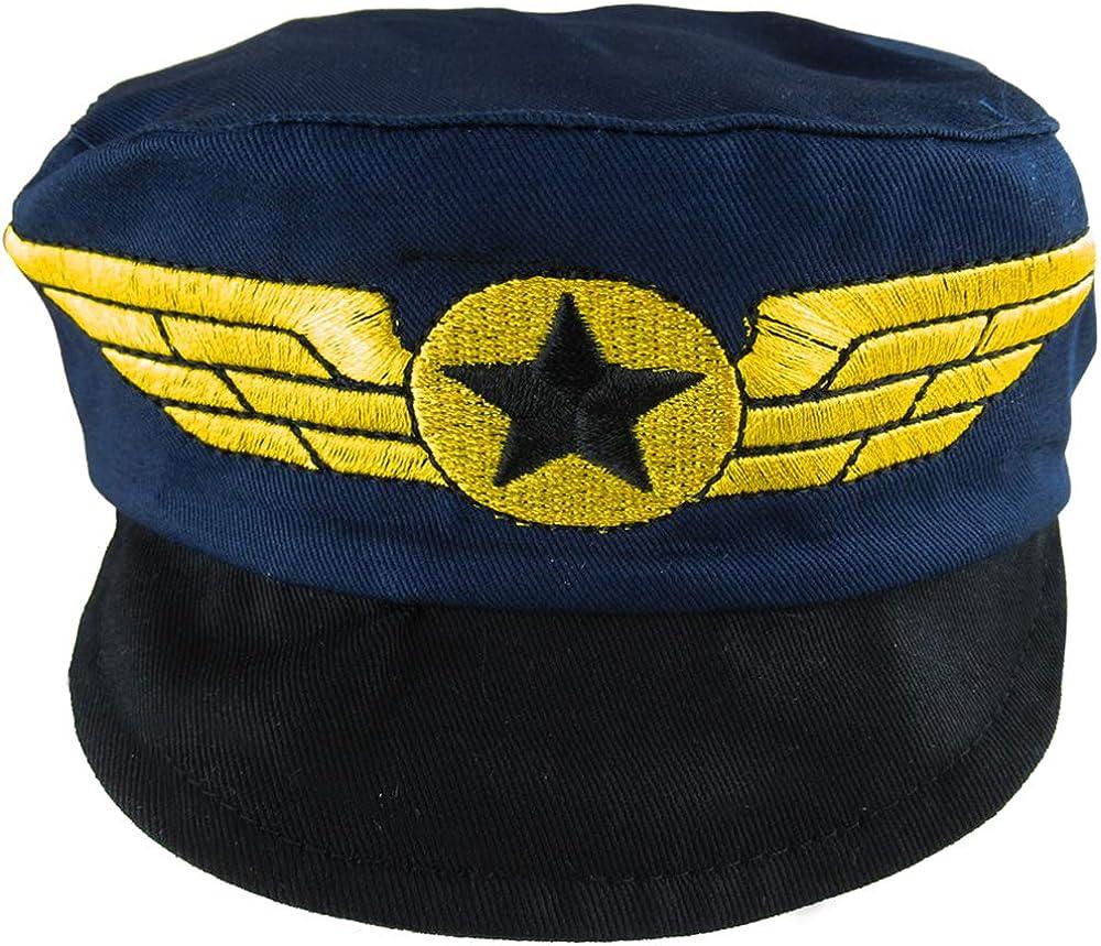MOMBEBE COSLAND Baby Boys Policeman Costume Bodysuit with Hat