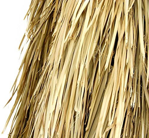 Backyard X-Scapes Mexican Palm Thatch Umbrella, 9ft D