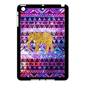 WJLCASE Design - 4WJL2267 Custom The Golden Elephant Durable Hard Back Cover Case for Ipad Mini