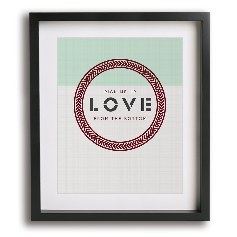 Everyday | Dave Matthews Band inspired song lyric art print by Lyrical Artworks