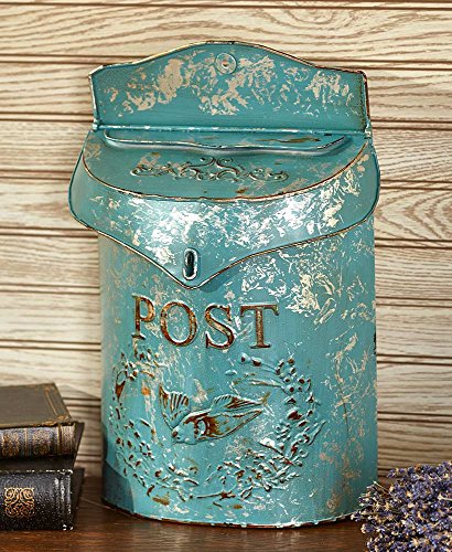 The Lakeside Collection Decorative Metal Post - Post Decorative