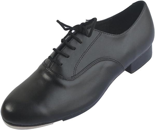 Amazon.com   Jig Foo Men's Tap Shoes