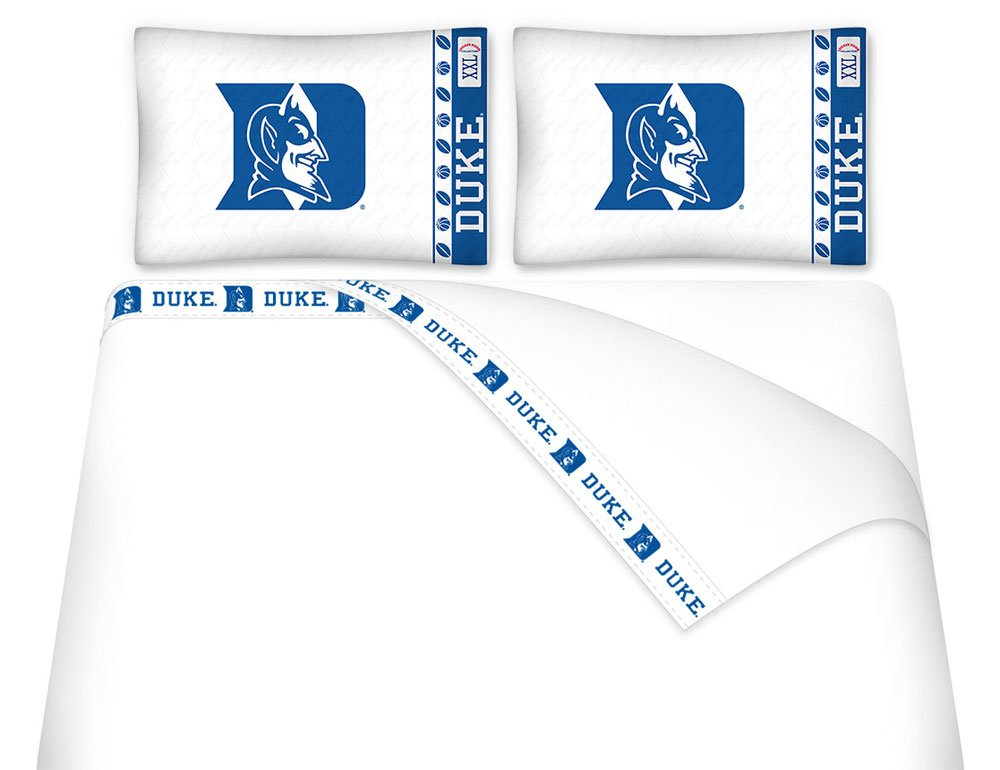 NCAA Duke Blue Devils - 5pc BED IN A BAG - Full/Double Size by Store51 (Image #1)