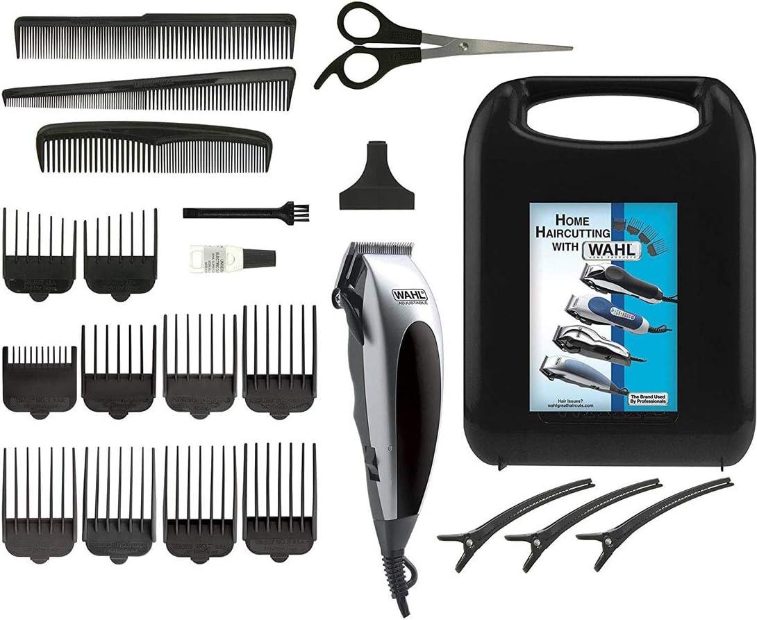 Wahl 9243-517N 22 Piece HomePro Hair Cutting Kit