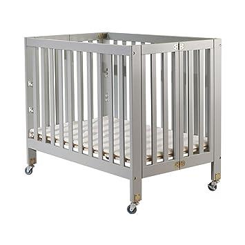 Superieur Orbelle Trading Roxy Three Portable Crib, Gray