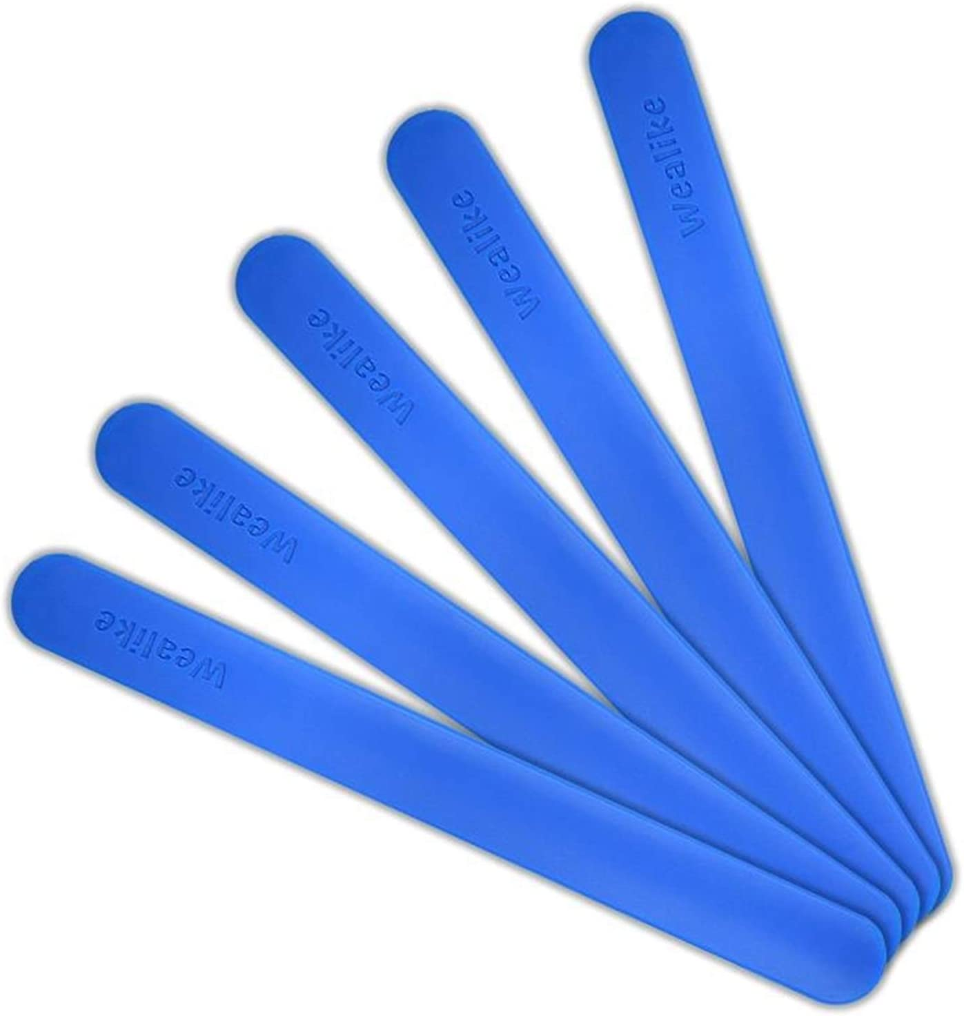 Varilla silicona agitador para resina epoxi líquido pack 5