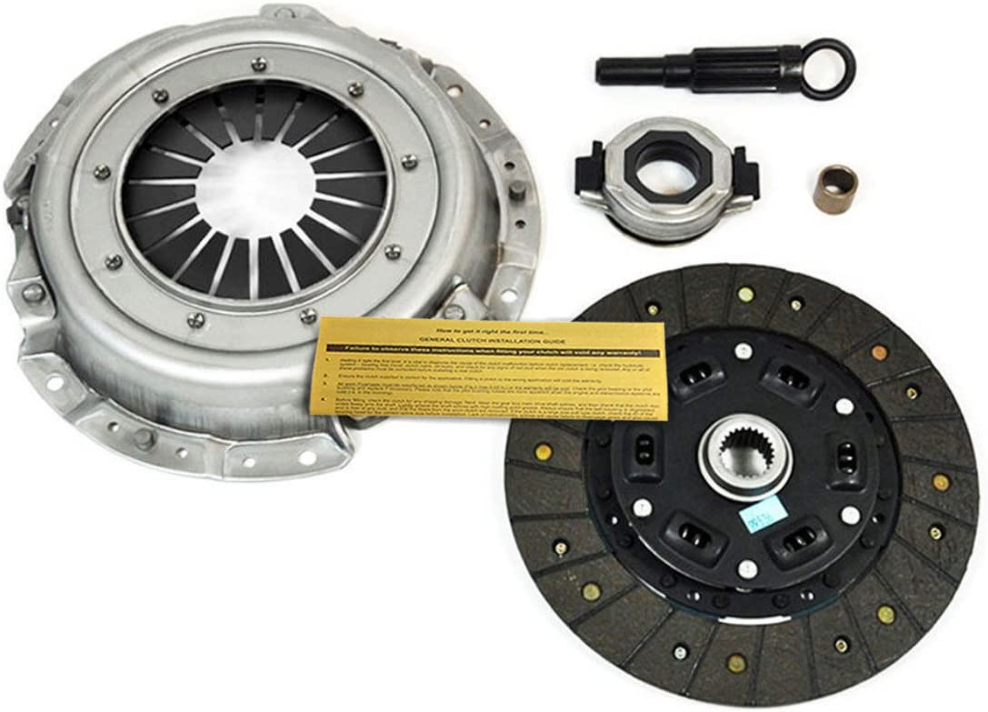 EF HD SPORT CLUTCH KIT fits 1993-2001 NISSAN ALTIMA GLE GXE SE XE SEDAN 2.4L