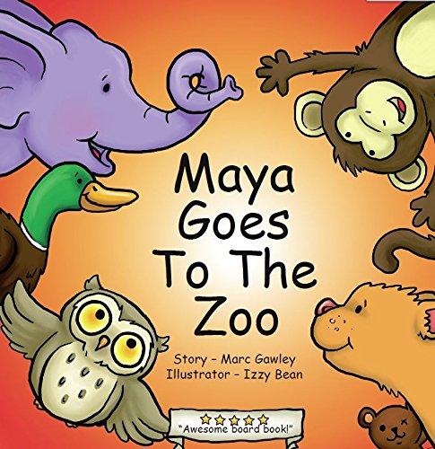(Maya Goes to the Zoo)