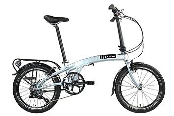 """2017 Dahon qix D8 20 """"rueda de bicicleta plegable 8 velocidades ..."""