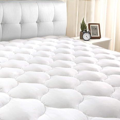 Masviss Funda de colchón para colchón de 20 a 53 cm de Profundidad. Colchón de